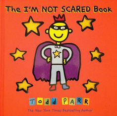 Creating Readers and Writers: Book Talk: I'm Not Scared (Copycat Writing Idea)