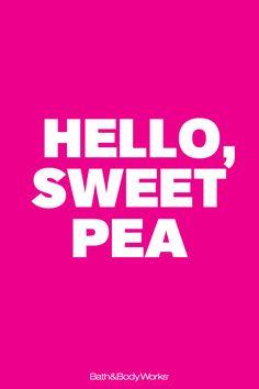 #SweetPea