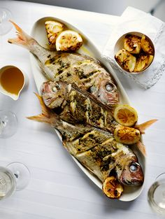 ...pescado... recip cook, grilled fish, grill cook, food, cook guid, cooking tips, grilled recipes, grill fish, cook cuisin