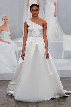 Monique Lhuillier, Spring 2015 wedding dressses