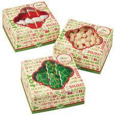 Homemade Medium Treat Box Kit by Wilton 415-0356