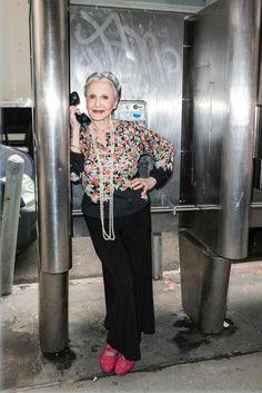 Joyce Carpati: Sensational at 82