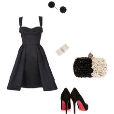 perfect party outfit
