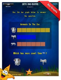 First Grade Math Apps - Data and graphs - Tally charts Worksheet