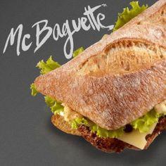 #McBaguette pourquoi pas ?