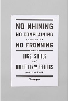 Positive! quotes-posters