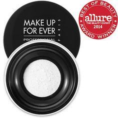 Makeup forever microfinish powder