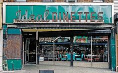 Store Front: The Disappearing Face of New York by James and Karla Murray.
