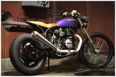 JMR Customs HondaCB450 - Pipeburn - Purveyors of Classic Motorcycles, Cafe Racers & Custom motorbikes