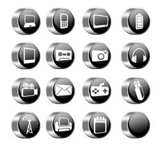 au son, social media, icons, media graphic, multi media