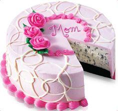 Baskin-Robbins | Swirling Rose Cake