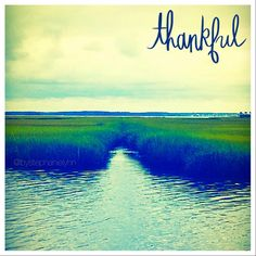 Be Thankful #inspire