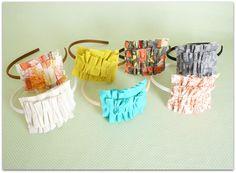 Pretty headband idea!!!