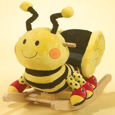 Bee Rocker ~ OMG, I need one for Isaac!!!