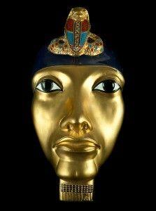 death mask, egyptian masks