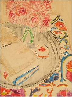 Kate Lewis Painting