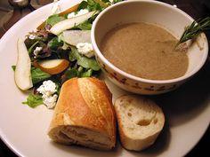 Make Room For Mushroom Soup.