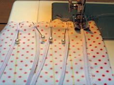 FREE ZigZag Shirring Tutorial & Toddler Dress Pattern. | Felicity Sewing Patterns