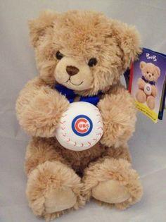 Cubs Build A Bear Ebay