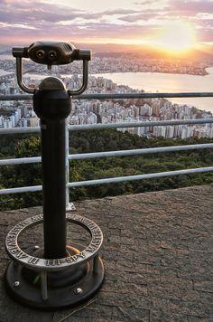 Florianópolis, Santa Catarina- Brasil (por GabrielFontes)