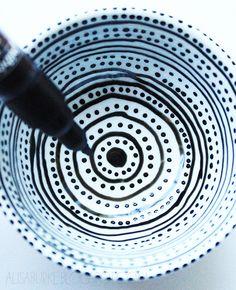 alisaburke: doodle bowls