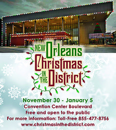 Christmastime in New Orleans!