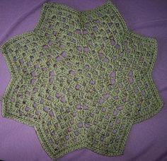 JR Crochet Designs: Granny Round Ripple