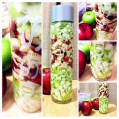 Voss fruit water no.1 by me ^^