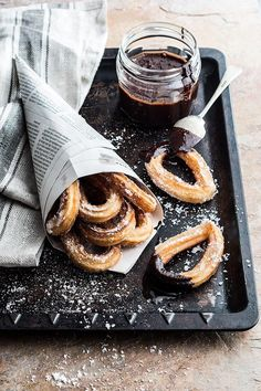 Churros, a sweet tre