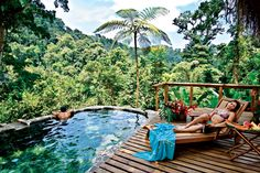 Rapid Retreat: Costa Rica