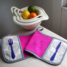 Double Potholder Tutorial