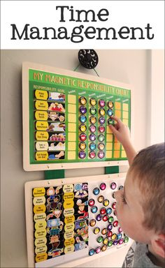 We use this every day! very effective tool for young kids and it grows with them as their responsibilities change.