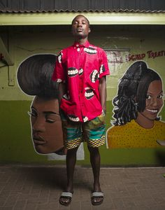 made in Ghana label  http://www.africafashionguide.com/2014/08/yevu-wax-print-apparel-ethically-made-in-ghana-designer/
