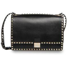 Valentino Shoulder bag ($2,495) ❤ liked on Polyvore