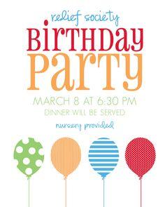 cute rs activity invite!