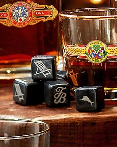 Icon Whisky Stones | Tommy Bahama