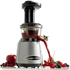 Omega VRT400 Juicer. Want it? Own it? Add it to your profile on Unioncy.com #gadgets #technology #tech #electronics #CE