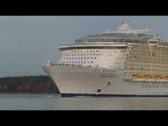 Oasis of the Seas - Navegando