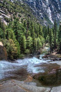 Kings Canyon National Park, CA - Summer Vacation?