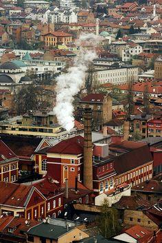 Beer Brewery, Sarajevo, Bosnia- Herzogovina
