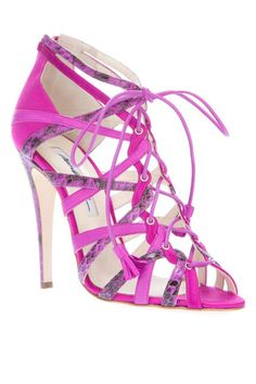 Strappy Lace Up Sandals, $749.38; my-wardrobe.com Read more: Womens