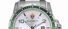 Duward patrocina al Elche C.F.La marca de relojes española y el club de fútbol franjiverde han firmado un convenio de colaboración.