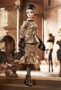 Luciana Barbie Doll - Silkstone Dolls | Barbie Collector