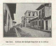 Colegio de Senoritas 1913 SJ. CR.