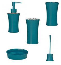 My bathroom ideas on pinterest for Teal bathroom bin