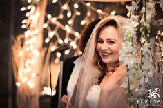 Bride During Wedding