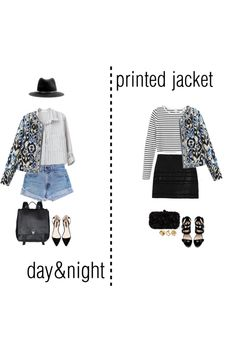 """day and night"" by frutini on Polyvore"