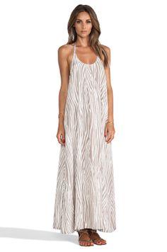 Lovers + Friends x Monica Rose Sabie Maxi Dress in Savannah