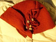Completed Project: Cloche Hat Picture  free pattern