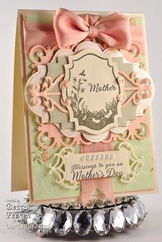 Becca Feeken - enchanting card